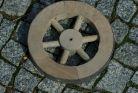 Koła drewniane-1