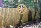 Koła drewniane-8